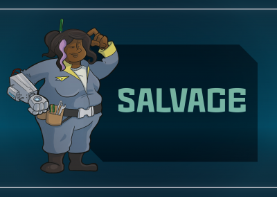 Salvage Board Game