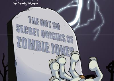 Zombie Jones